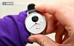"""Đồng hồ thông minh """"của hiếm"""", dùng 45 ngày mới cần sạc pin đang có giá cực tốt"""