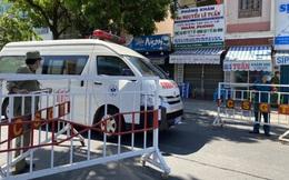 Hai ca nhiễm Covid-19 ở Đà Nẵng chuyển ra Huế điều trị