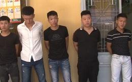 Nhóm thanh niên đi đòi nợ giúp bạn gái chém người trọng thương