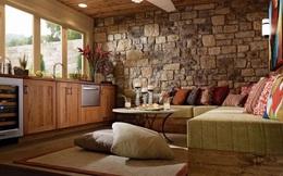 Chọn gạch đá ốp theo phong thủy đón tài lộc vào nhà