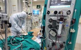 Việt Nam có 6 bệnh nhân Covid-19 nặng, trong đó 2 bệnh nhân phải chạy ECMO