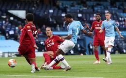 """Ngạo nghễ với chức vô địch, Liverpool bị Man City đá cho """"xây xẩm mặt mày"""" trong mưa bàn thắng"""