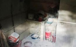 Vợ lớn tuổi ghen tuông đốt nhà, chồng trẻ và con gái nhập viện