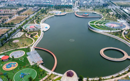 Toàn cảnh công viên Thiên văn học đầu tiên của Đông Nam Á ở Hà Nội