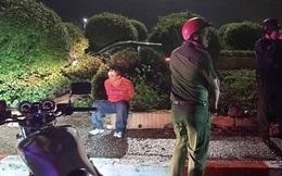 Công an Bình Dương bắt nóng kẻ cướp taxi ở Sài Gòn