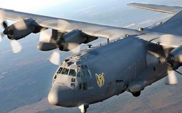 """""""Hung thần bóng đêm"""" AC-130 của Mỹ chấm dứt sứ mệnh gần 3 thập kỷ"""