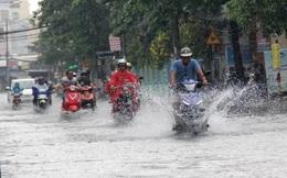 Vùng áp thấp đi vào Biển Đông, Bắc Bộ có mưa rào và dông
