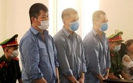 Ba kẻ vận chuyển 22 bánh heroin lĩnh án tử hình
