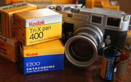 Hãy quên hãng máy ảnh huyền thoại Kodak đi, vì họ sắp trở thành một công ty dược hàng đầu thế giới