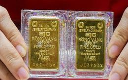 Giá vàng lại đảo chiều đi lên, sát mốc 58 triệu đồng/lượng