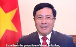 Việt Nam - Mỹ vượt qua nhiều khó khăn để trở thành đối tác toàn diện