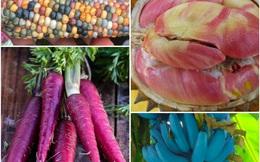 Những trái cây có màu sắc cực dị, ẩn chứa bí mật gây sốc