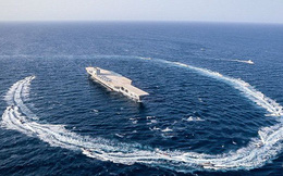 Động thái Mỹ từ tập trận giả định Iran: Vẫn một đặc thù 'trống đánh xuôi kèn thổi ngược'