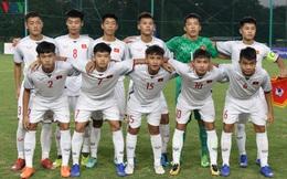 U16 Việt Nam được mời sang Qatar thi đấu giao hữu
