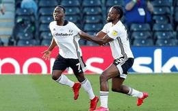 Fulham giành quyền thi đấu trận cầu 100 triệu bảng