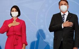 Đệ nhất Phu nhân và Bộ trưởng Khoa học - Công nghệ Brazil mắc Covid-19