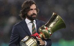 Pirlo trở lại Juventus trên cương vị HLV