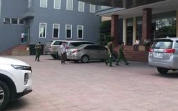 Bé trai 5 tuổi rơi từ tầng 9 khách sạn Thượng Hải ở TP Vinh tử vong