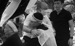 """Văn Thanh lần đầu lên tiếng sau khi bố mất: """"Thanh xin được cúi đầu cảm tạ!"""""""