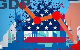 Đằng sau cú sụt chưa từng có của GDP Mỹ: Lời nhắc nhở chua cay về tác động của Covid-19