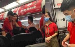 Nữ hành khách sinh năm 1995 ném điện thoại vào tiếp viên trưởng bị cấm bay 1 năm