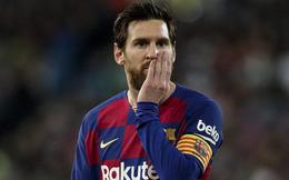 Barca không thể để mất Messi