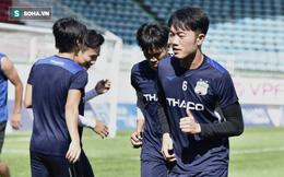 Chuyện lạ ở cabin huấn luyện HAGL trước trận cầu 6 điểm với Hà Tĩnh