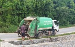 Chủ tịch thị trấn phân trần vụ đổ trộm chất thải ở Cô Tô
