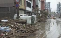 Số người thiệt mạng, mất tích do mưa lũ tại Nhật Bản tăng nhanh