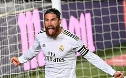 Athletic Bilbao 0-1 Real Madrid: Ramos tỏa sáng, Real Madrid tiến sát ngôi vô địch