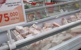 Giá thịt heo nhập 'nhảy múa'
