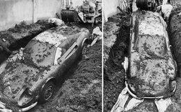 Chơi đào đất sau nhà, 2 đứa trẻ tìm thấy báu vật bị chôn cùng câu chuyện ly kỳ khiến cảnh sát phải cử cả đội đến điều tra