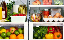 Muốn đồ ăn giữ được lâu trong tủ lạnh bạn nhất định phải biết những điều này, nhất là cái số 5 phần lớn chúng ta đều sai lầm!