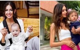 Sau 1 năm ly hôn, con trai bị cựu vương Malaysia phủ nhận chung huyết thống giờ có cuộc sống ra sao bên người mẹ hoa khôi?