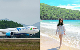 Bamboo Airways sắp mở đường bay thẳng tới Côn Đảo, nhưng chỉ bay ban ngày do sân bay chưa có... đèn
