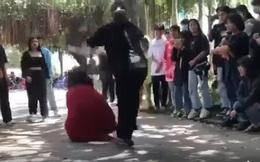 Thiếu nữ 16 tuổi bị bạn đánh đập dã man, nhóm thiếu niên quay clip, hò reo cổ vũ ở Tây Ninh