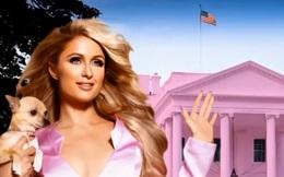 """Sau Kanye West, """"người đẹp tỷ phú"""" Paris Hilton bất ngờ tuyên bố tranh cử Tổng thống Mỹ?"""
