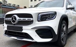 Mercedes-Benz GLB giá dự kiến 2,05 tỷ đồng - SUV 7 chỗ mới cho nhà giàu Việt