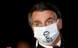 """[NÓNG] Tổng thống Brazil nhiễm COVID-19 sau nhiều tháng """"coi nhẹ"""" dịch bệnh"""