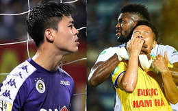 Những vụ bóp cổ dậy sóng bóng đá Việt Nam: HAGL góp mặt, Duy Mạnh gây tranh cãi gay gắt