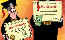 """Kỷ luật cảnh cáo bí thư xã vì sử dụng học bạ """"dỏm"""""""