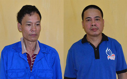 Hai 'con nghiện' giả cảnh sát hình sự lừa tiền chạy án