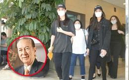 Quang cảnh tại tang lễ Vua sòng bài Macau: 3 con gái út trực tiếp chỉ đạo sắp xếp hậu sự của bố, cỗ quan tài trị giá gần 24 tỷ đồng