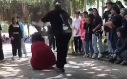Điều tra clip nữ sinh 16 tuổi bị bạn đánh dã man