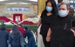 Gia quyến lần lượt đến tang lễ của Vua sòng bài Macau: Con trai xuất hiện sau lùm xùm tình ái, con gái thứ 3 đòi tranh gia tài cũng có mặt