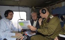 Trực thăng chở Tổng Tham mưu trưởng Quân đội Israel tắt nhầm động cơ, 'rơi' từ độ cao 30m