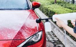 Trải nghiệm rửa ô tô bằng 'súng phun nước cầm tay' Xiaomi