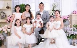 """Đi chuyến taxi """"đặc biệt"""" mà cô gái """"đổ"""" luôn tài xế và cuộc hôn nhân 10 năm khiến bà mẹ 6 con sở hữu nhan sắc không ai tin nổi"""