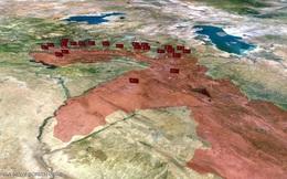 Thổ Nhĩ Kỳ công bố bản đồ triển khai quân đội ở miền bắc Iraq