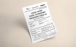 Đan Mạch ra mắt hộ chiếu COVID-19 cho người muốn đinước ngoài